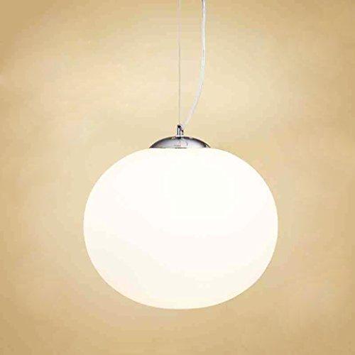 Lumières de salle à manger minimaliste moderne, lumières de verre élégantes, lustre personnalisé de barre d'allée de chambre à coucher