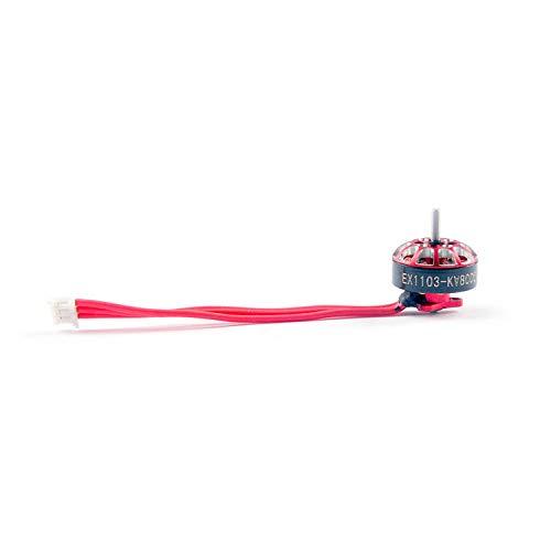 ACHICOO Happymodel EX1103 1103 6000KV 8000KV 12000KV 2-4S - Motor sin escobillas para Sailfly-X Toothpick RC Drone Rote Linie CW KSX3440 6000KV
