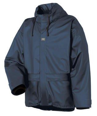 Helly Hansen regenjas Rana Jacket 70210 regenjas m marineblauw