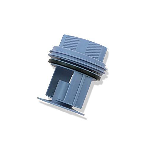 LICHIFIT Lavatrice Lavatrice Drenaggio Pompa di Scarico Guarnizione Tappo Tappo per Siemens Bosch WM1095/1065 WD7205