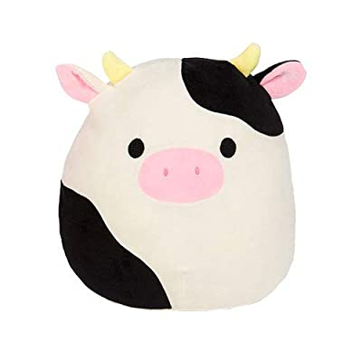 Squishmallow 19cm Super Soft Toy - Connor Cow from INNOVATION FIRST