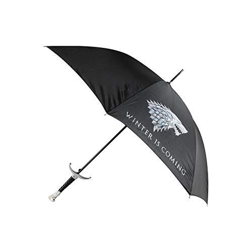 Wolfskopf Schwertgriff Regenschirm Langgriff Kreativer Trend Persönlicher Schwert Regenschirm Power Game Regenschirm