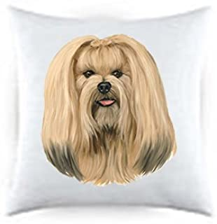 Best of Breed Lhasa Apso Cream Car Mats - Universal shape to fit most cars, SUVs & Trucks