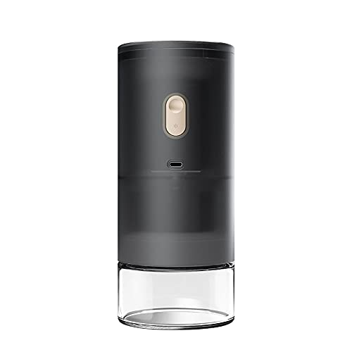 Portable Electric Coffee Grinder,Adjustable 14 Grinding Degree with USB Charging For Espresso, Cold Brew ,Drip Coffee & All