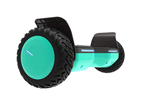 GOTRAX SRX PRO Bluetooth Hoverboard - 8.5' Off Road Hover Board - UL2272 Certified