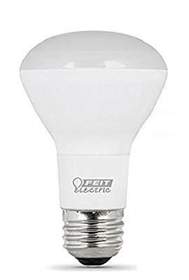 Feit Electric 45 Watt Equivalent 450 Lumen 2700K Soft White Dimmable R20 LED Light Bulb (6 - Pack)