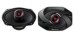Pioneer TS6900PRO PRO Series 6 x 9 Inches 2-Way 600W MAX 2 Speaker