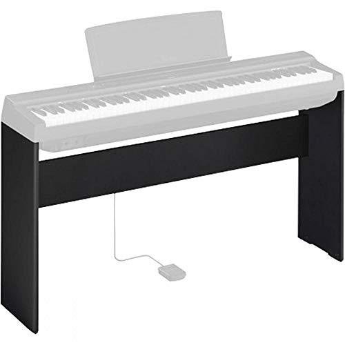 Yamaha L-125B Digitale Piano-Standaard, Robuust en Duurzaam, Geschikt P-125 van Yamaha, Zwart
