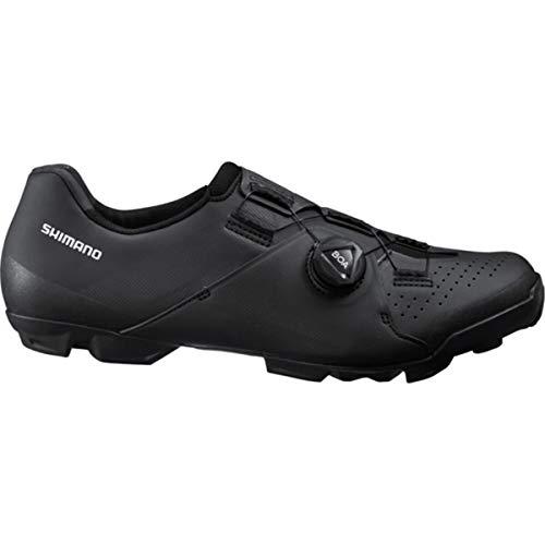 SHIMANO XC3 Mountain Bike Shoe - Men's Black, 41.0