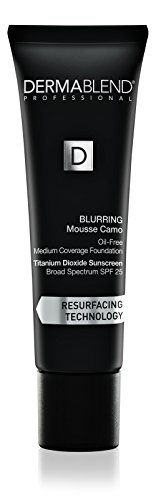 Dermablend - Blurring Mousse Camo Oil-Free Foundation SPF 25 - Ivory