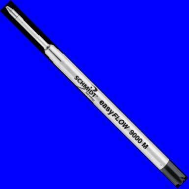 2 x Schmidt Kugelschreibermine easy flow blau medium Kugelschreiber-Mine