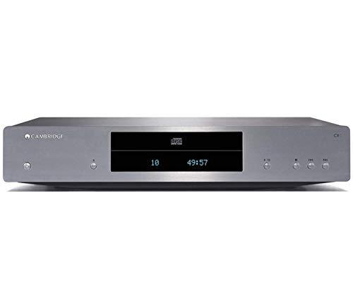 Cambridge Audio C10772K CXC CD-Player Silber
