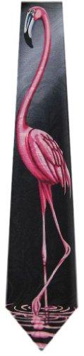 Buy Your Ties Herren Krawatte mit Vogel-Motiv - - Einheitsgröße