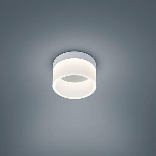 Liv, LED, Ø 15 cm, IP30, weiß-matt