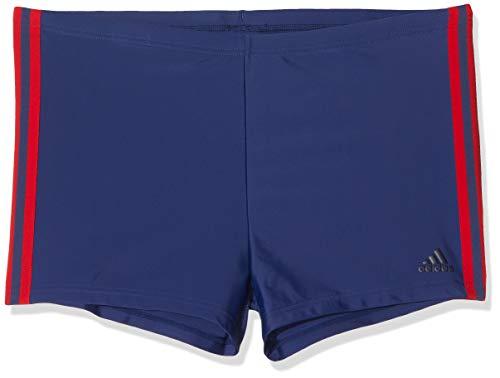 adidas FIT BX 3S Maillot de Bain Homme, Tech Indigo/Scarlet, FR : XL (Taille Fabricant : 6)
