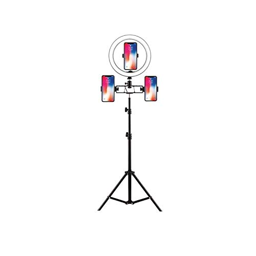 XIYUN 10inch Universal Dimmable LED Selfie Ring Fill Light Phone Camera Photography Lamp For Makeup Video Live