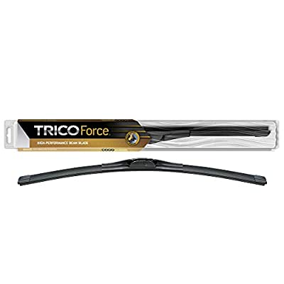 """Trico 25-140 Force Beam Wiper Blade 14"""", Pack of 1"""