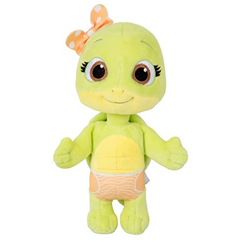 Snap Toys Word Party - Tilly 7' Stuffed Plush Baby Turtle from The Netflix Original Series - 18+ Months
