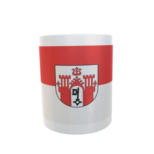 U24 Tasse Kaffeebecher Mug Cup Flagge Schmallenberg