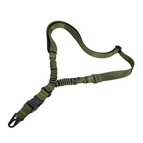 OLEADER Rifle 1 Punkt Gewehr Sling Airsoft Trageriemen Gewehrgurt Mit Schnellverschluss Grün