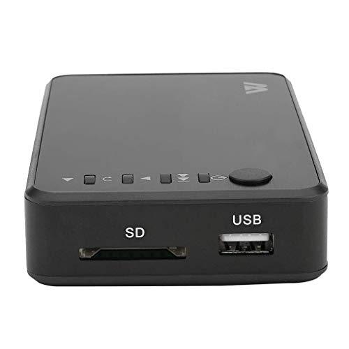 『多功能便携式媒体播放器 HDMI / VGA 输出 OTG USB / / SD / AV / 电视 / Avi 格式 / RMVB 全高清支持1080P 高清画质播放多种输出』の8枚目の画像