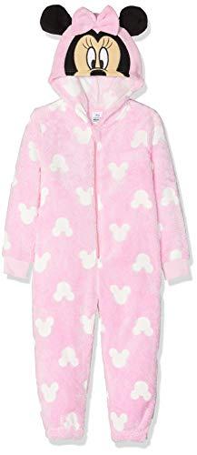 Disney Mädchen HS2224 Zweiteiliger Schlafanzug, Pink (Pink Pink), 3 Jahre