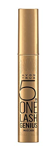 Avon True Color Mascara Volume Blackest Black
