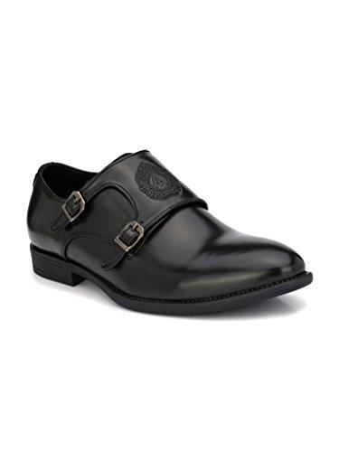 Alberto Torresi Men's Black Formal Shoes