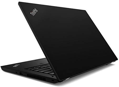 Lenovo ThinkPad L490 Intel Core i5 8th Gen 14-inch HD Thin and Light Laptop (8GB RAM/500 GB HDD/ Windows 10 Professional/ Black/ 1.69 kg), 20Q5S0LN00