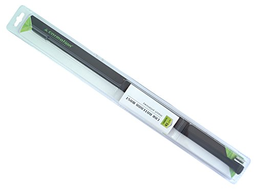 Universal Noir original de rechange AM/FM Antenne de toit Antenne Vis 41 cm