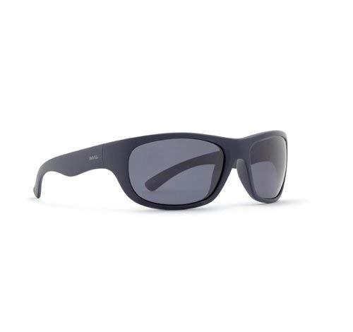 INVU Polaroid - Gafas de sol polarizadas para hombre y mujer, vintage, unisex, retro, a2711b, color mate marino