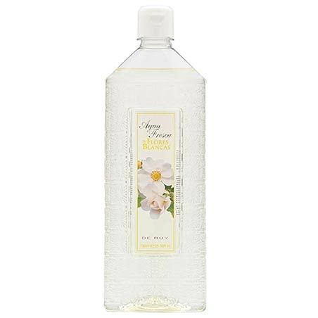 Agua Fresca De Ruy, Flores Blancas Eau de Cologne 750ml