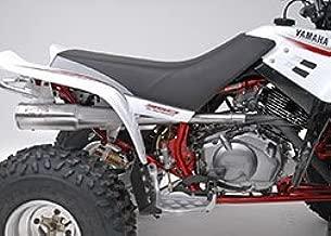 DG Performance 06-4511 - RCM Alloy Exhaust (Brushed Aluminum) for Yamaha Warrior 350 (1987-2004 )