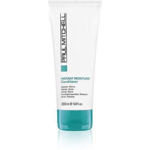 Paul Mitchell Instant Moisture Conditioner - Feuchtigkeits-Conditioner für trockene Haare, stärkende Haarpflege mit Shea-Butter, 200 ml