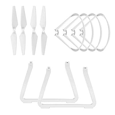 Holy Stone Spare Part Kit for HS700D 2K GPS Quadcopter Drone, White