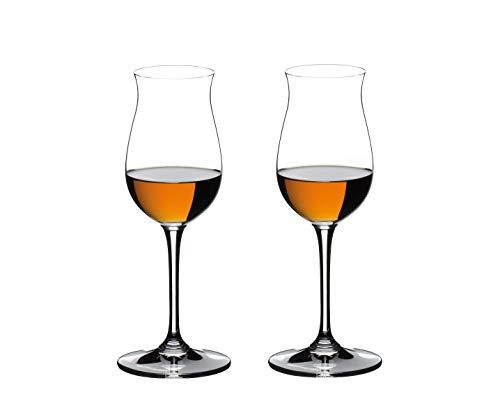 Riedel Vinum Hennessy Copa de Cognac, Cristal, Multicolor, 18.5x9.2x23