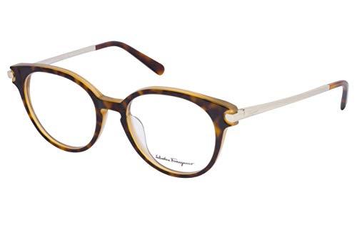 Ferragamo SF2764 Wayfarer Brillengestelle 51, Mehrfarbig
