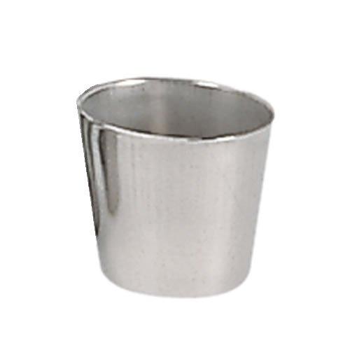 DE BUYER -3095.55N -moule dariole ou creme caramel inox 55