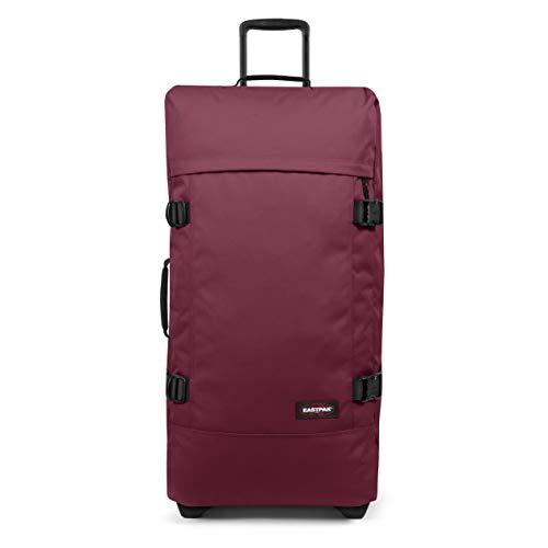 EASTPAK Tranverz L Suitcase, 79 cm, 121 L, CrimsonBurgundy (Red)