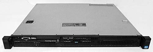 Dell PowerEdge R210ii Server Intel Xeon E3-1240 3.10GHz 16GB DDR3 ECC RAM 1TB HDD H200 Raid idrac 6