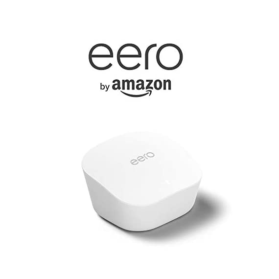Amazon eero mesh wifi router 2 fast standalone router - the eero mesh wifi router brings up to 1,500 sq. Ft. Of fast, reliable wifi to your home. Works with alexa - with eero and an alexa device (not included) you can easily manage wifi access for devices and individuals in the home, taking focus away from screens and back to what's important. Easily expand your system - with cross-compatible hardware, you can add eero products as your needs change.