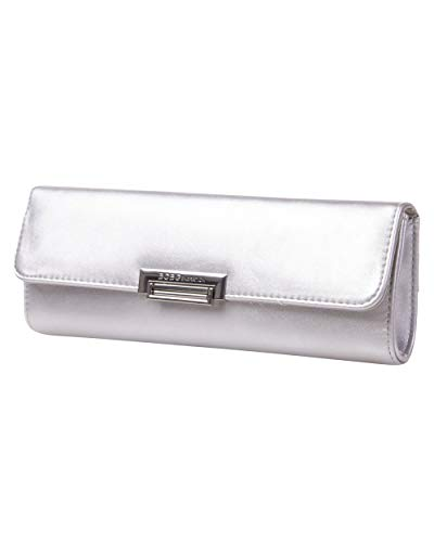 Beautiful Handbags for Women: This womens handbag from BCBGeneration is a perfect accessory for any outfit or wardrobe. The sensible style and wide range of colors makes the BCBG clutch purse for women a smart addition for the evening or workplace. A...