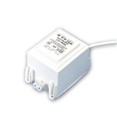 Heitronic Sicherheitstransformator 60-80W 12V 12 Volt AC 80 Watt
