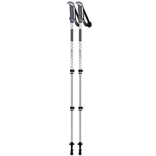 トレッキングポール Terrain 115 A/S [使用サイズ:95-115cm(収納サイズ62cm)] [カラー:ホワイト] #510221