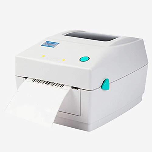 Thermodrucker Auto-Kalibrierung Barcode-Drucker USB-Anschluss Druckgeschwindigkeit 127 Mm/S Für Lager/Catering/Logistik/Postbelege.