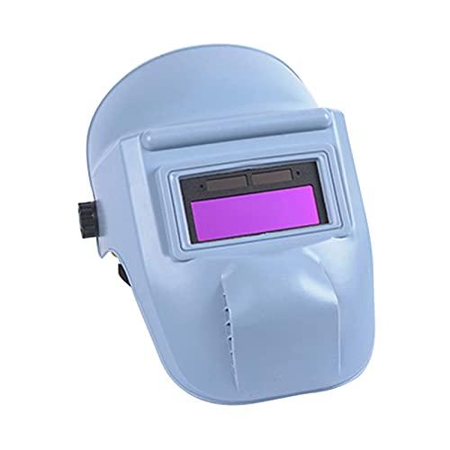 LOVIVER Casco de soldadura Solar profesional para TIG MIG ARC molienda Eye Shield ajuste de tamaño