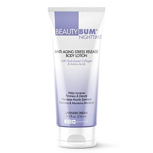 BeautyBum NightTime Anti-Aging Stress Release Body Lotion