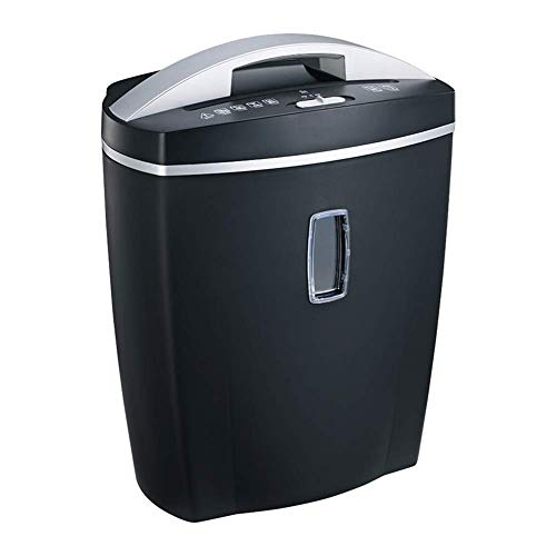 Lowest Prices! YXZQ Shredder, Office Paper Paper s for Home use Cross Cut Heavy Duty Paper s for Office use Paper Small Portable Double Inlet Mute Automatic Paper Feed