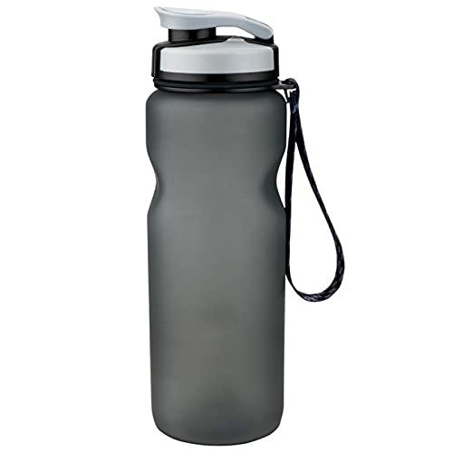 Borraccia Sportiva BPA Free Tritan Plastic Prova di Perdite, 1000ml/32oz,Riutilizzabile Ideale da Corsa, Ciclismo, Scuola, Viaggi e Altro, Portatile Borraccia