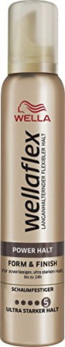 WELLA Wellaflex Form & Finish Schaumfestiger ultra starker Halt 200ml